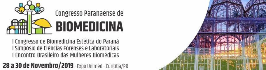 I CONGRESSO PARANAENSE DE BIOMEDICINA